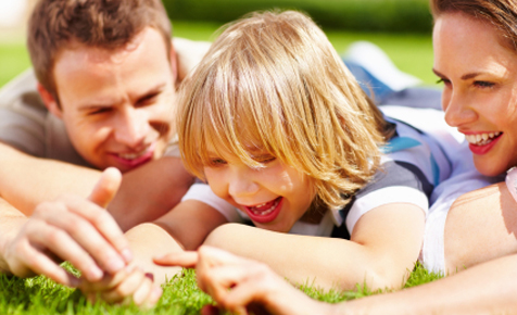 Achieving A Happy And Healthy Family
