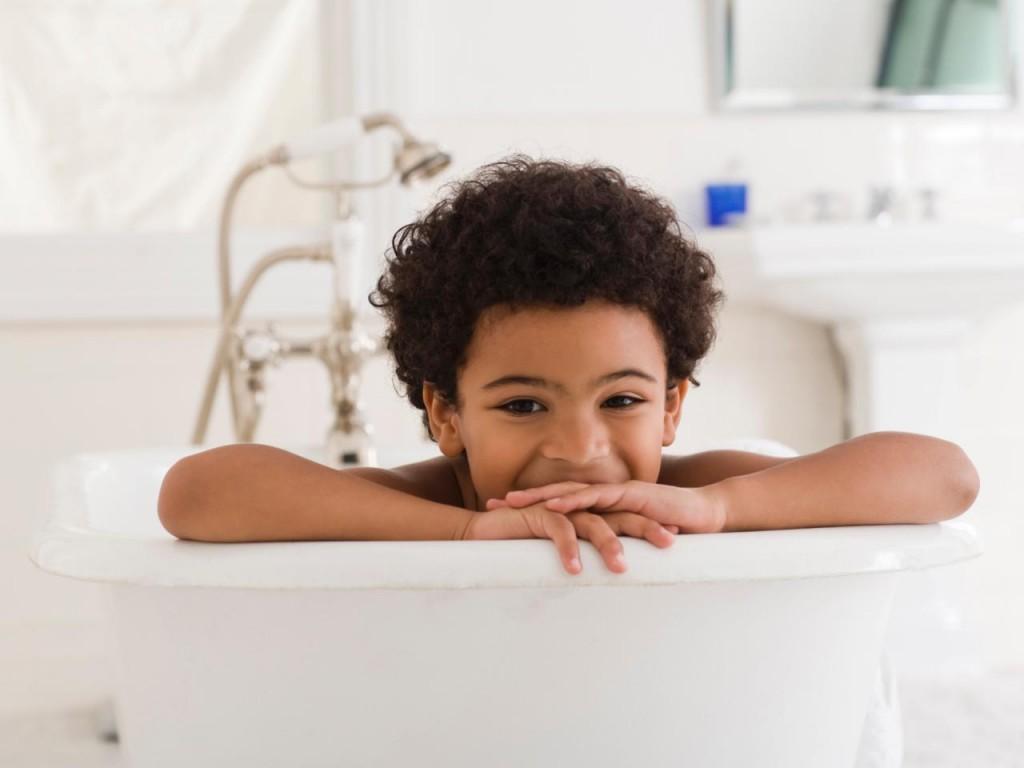 Child Friendly Bathrooms