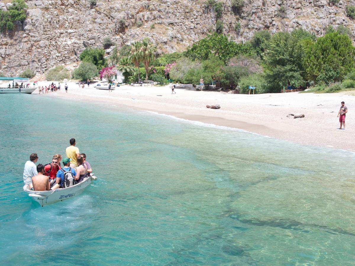 Private Blue Cruise in Turkey
