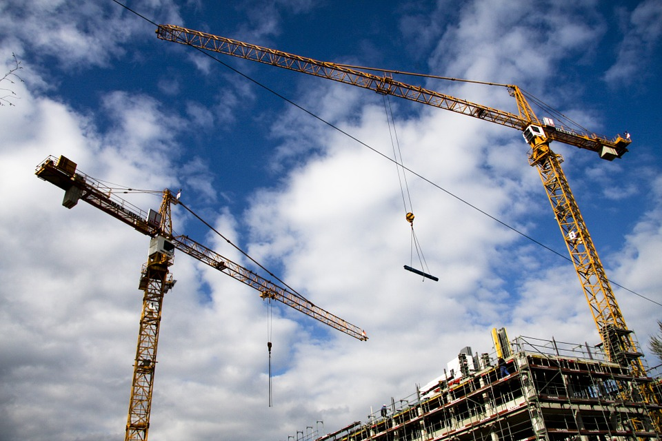 3 Ways Construction Sites Deal With Extreme Weather